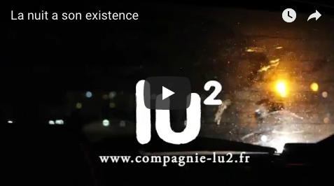La nuit a son existence - vidéo